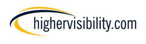higher visibility logo